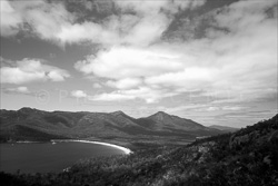 Tasmania Black and White Photos